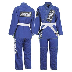 JRD (Junior Road Dobok) 100 - Blue